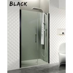 OPEN BLACK COMBI E, puerta abatible con cierre a fijo