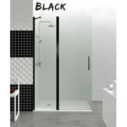 Open Black COMBI C FREE puerta + abatible