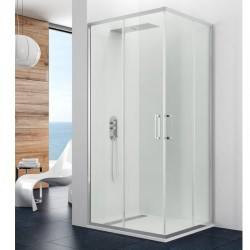 Mampara de ducha PRESTIGE al vértice en esquina