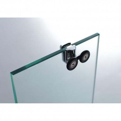 Rodamiento superior mampara de ducha AKTUAL