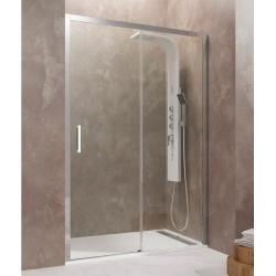 Mampara de baño AKTUAL fijo + corredera