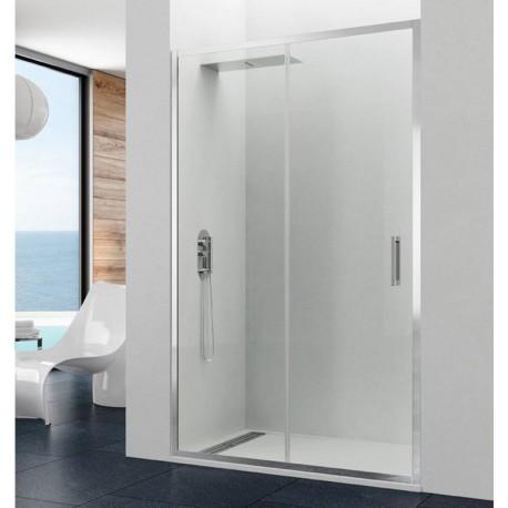 Frontales de ducha con puertas correderas modelo prestige for Precio mampara ducha