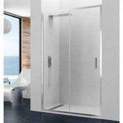 Frontal de ducha PRESTIGE 1 fijo + 1 puerta corredera