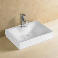 lavabo rectangular 9369