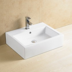 lavabo rectangular 9388