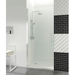 Mampara de baño Open 1 puerta abatible a medida GME