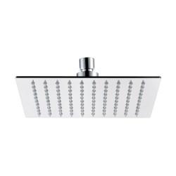Rociador de ducha cuadrado INOX de 25x25 y 30x30