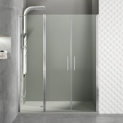 Mampara de ducha Open espacios reducidos - A tu medida