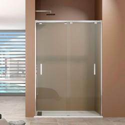 Mampara de ducha dos puertas correderas BY PASS de GME