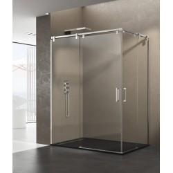 Mampara de ducha FUTURA entrada al vértice