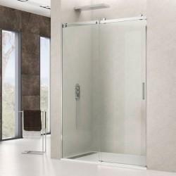 Mampara de baño modelo ROTARY 1 fijo + 1 corredera de GME
