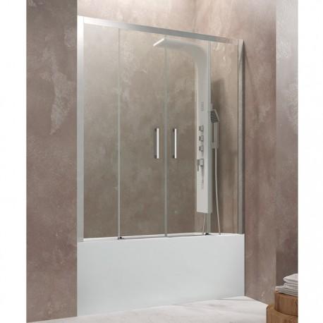 Frontal de bañera AKTUAL SPACIO 2F+2C