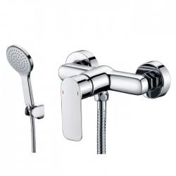 Grifería ducha CASSIO con kit de ducha