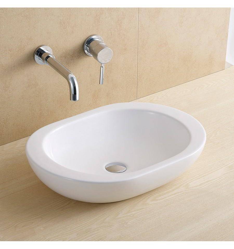 Compra online de lavabos de cer mica de dise o y baratos gme for Lavabos baratos online