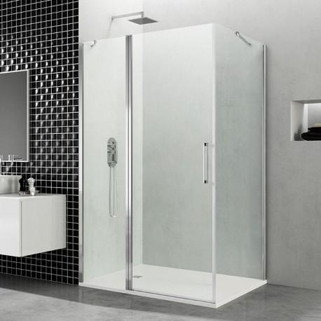 comprar online mamparas de ducha fijos y abatibles a medida On mamparas a medida online
