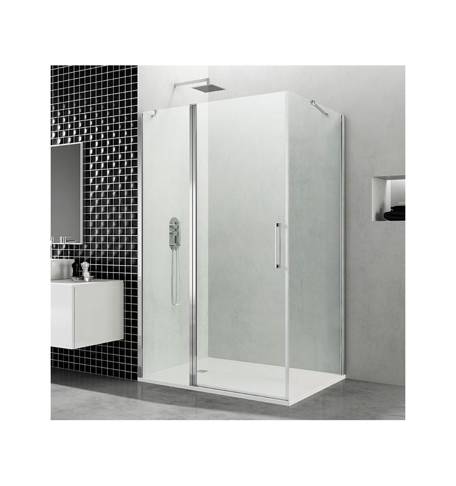 Comprar online mamparas de ducha fijos y abatibles a medida - Comprar mamparas de ducha ...