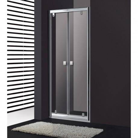 Mampara de ducha TITAN SLIM 2 puertas plegables GME venta online