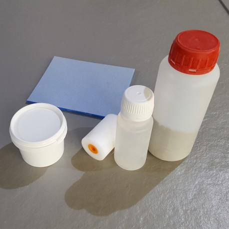 Kit de reparaci n para platos de ducha del fabricante gme - Reparador de cristales ...