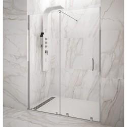 Frontal de ducha VITRO fijo + corredera