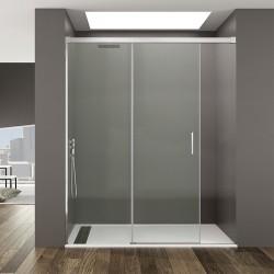 Frontal de ducha BASIC FREE fijo + corredera