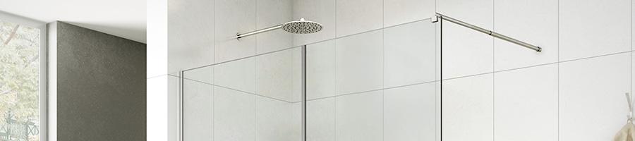 C mo y con qu limpiar las mamparas de ducha for Como limpiar la mampara del bano