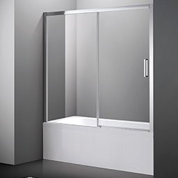 Mamparas para ba era frontales de puertas correderas o - Puertas correderas o abatibles ...